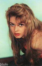 BD350 Carte Photo vintage card RPPC Femme woman Brigitte Bardot
