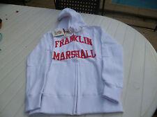 VESTE SWEAT FRANKLIN MARSHALL TAILLE  S  NEUVE