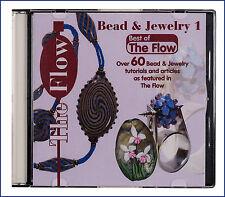 The Flow: BEAD & JEWELRY 1 - CD mit Project-Tutorials im PDF-Format