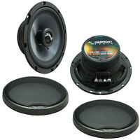 Fits Honda Civic DX 2006-2011 Rear Deck Replacement Harmony HA-C65 Speakers New