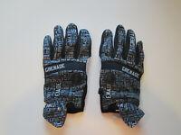 New Grenade Gloves Pipe Gloves M/L 2007 Snowboard glove lib tech burton