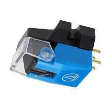 Audio-Technica vm610 mono dual-moving imán (mm) fonocaptor Cartridge nuevo + embalaje original!