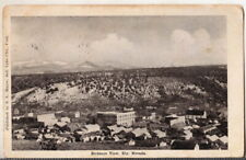 1907 picture postcard Birdseye View Ely, Nevada