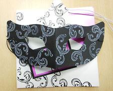 Blank Mask / Mask Maker Rubber Stamp by JudiKins