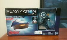 Playmation Power Activator w/ Super Soldier Captain America Marvel Avengers Nib