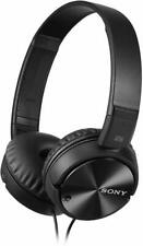 Sony Wireless MDR-ZX110NA Noise Cancelling Headphones - Black