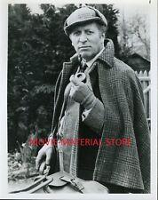 "Tom Baker Sherlock Holmes Hound Of Baskervilles 8x10"" Studio Copy Photo #M2081"