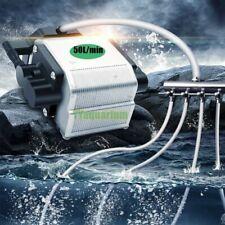 Aquarium Fish Pond Oxygen Compressor Super Big Volume Powerful Air Pump Strong