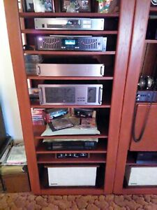 Carver TX2 Stereo Receiver 1 owner EXCELLENT