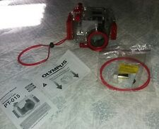 Olympus Optical Co. PT-015 Waterproof Case/Housing for a Camedia C-5050ZOOM