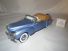Franklin Mint  1941  Lincoln Continental  Lim.Edition  1:24 OVP  (44)