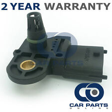 FOR ALFA ROMEO 159 939 2.4 JTDM MANUAL DIESEL (2007-2011) MAP MANIFOLD SENSOR