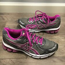 Asics GT-2170 Women's Size 7.5 Athletic Running Shoes Gray/Purple