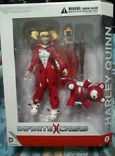 """PAJAMA PARTY HARLEY QUINN DC Collectibles Infinite Crisis 7"""" Action Figure 2014"""