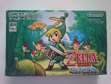 The Legend of Zelda: Minish Cap for Nintendo Game Boy Advance [NTSC-J]