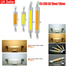 R7s COB LED 78mm/118mm Security Light Replace Halogen Bulb 6W 12W Dimmable Light