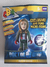 Character Building DOCTOR WHO Exclusive AMY POND Micro-Figure SEALED PACK