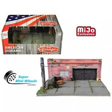 "American Diorama 1:64 ""My Old Garage"" Diorama - MiJo Exclusives"