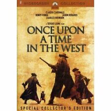 Once Upon A Time In The West On Dvd With Henry Fonda Westerns Very Good