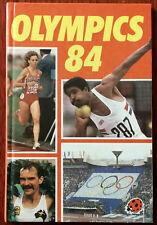 Olympics 1984 Ladybird Book, 1st Edition Pub. 1984