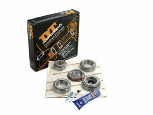 Rear Timken Axle Differential Bearing and Seal Kit fits Ford F100 1983 69SMKV