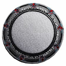 Stargate SG-1 GATE Iron-on/Sew-on Embroidered PATCH