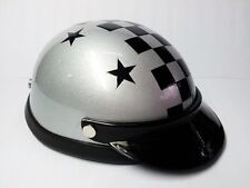 Helmet Hat Cap Dog Cat Costume Accessory Pet Supplies Safety Gray Car Racing