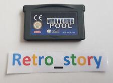 Nintendo Game Boy Advance GBA - Hardcore Pool - PAL