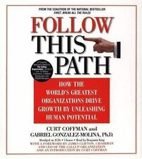 Follow This Path by Coffman & Gonzales-Molina Abridged Audiobook CD 3 Disk 2002