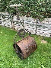 More details for vintage garden roller, old antique
