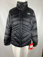 NWT The North Face 163217 Women's 'Aconcagua' TNF Black Jacket Size M