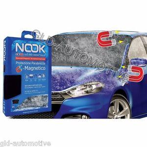 Copertura Parabrezza Magnetico Universale Protezione Vetro Auto 204x96,5cm NOOK