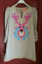 Magnifique robe en laine Manoush gorgeous wool dress as new !
