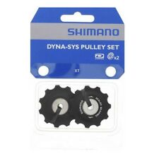 SHIMANO DYNA-SYS XT RDM77 10 SPEED ROAD MTB BIKE REAR MECH JOCKEY WHEELS PULLEY