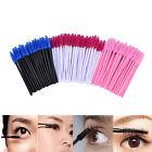 50Pcs Disposable Eyelash Brush Cosmetic Makeup Tool Mascara Wands Applicator LJ