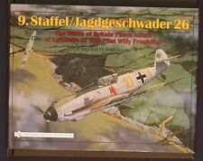 9. Staffel/Jagdgeschwader 26 Battle of Britain Fronhofer 1995 HBDJ Schiffer 1stE