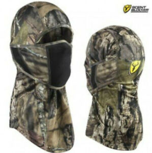 Turkey Deer Hunting Facemask Mask Headcover Scent Blocker TRINITY Mossy Oak