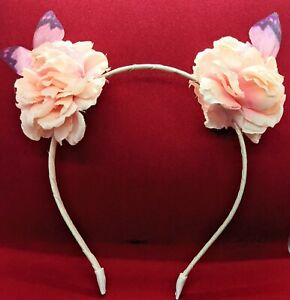 THE CHILDREN PLACE/DIADEMA/PINK TINGE SIZE 4+
