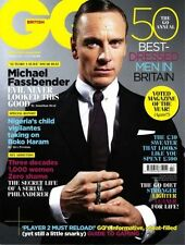 February Monthly GQ Magazines