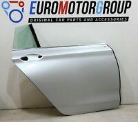 BMW Porta Posteriore Destro Portiera Finestra 5er F07 Gt Titan Argento M354