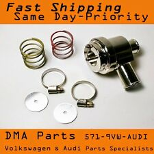VW MK4 Jetta Golf GTI 1.8T 1.8 Turbo Recirculate Diverter Valve BOV Boost Silver