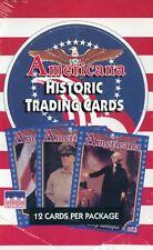 Americana Historical Card Box