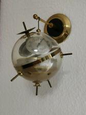 Sputnik Wetterstation Barometer Hygrometer Thermometer 50 er ink.Wandhalter