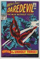 Daredevil #39 (Marvel 1968) 1st Exterminator - Stan Lee Story & Gene Colan Cover
