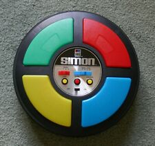 VINTAGE SIMON ELECTRONIC GAME C1978 MILTON BRADLEY No. 4850 MADE IN USA TESTED W