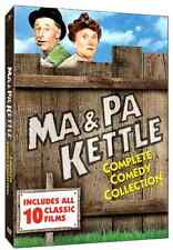 Ma and Pa Kettle Full Complete Comedy Collection DVD Box Set Free Shipping