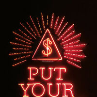 "Arcade Fire - Put Your Money On Me [New 12"" Vinyl] Colored Vinyl, 180 Gram, Red"