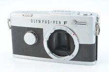 As-Is Olympus Pen-Ft 5mm Medio Marco SLR Carrete Cámara De Japón 108348