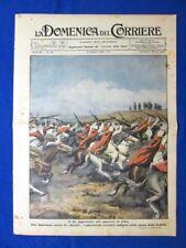 La Domenica del Corriere 5 giugno 1938 In Libia - Savoia di Lucania - Mussolini