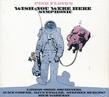 Pink Floyd's Wish You Were Here Symphonic CD NEW lice Cooper Wakeman